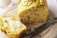 Bread: Pumpkin bread More