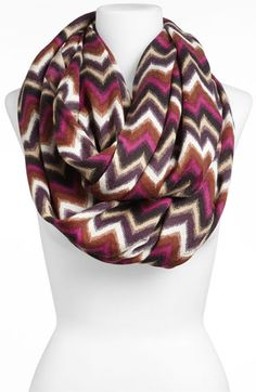 Lulla Collection by Bindya 'Zeus' Infinity Scarf available at #Nordstrom