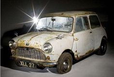 The oldest MINI in the World