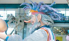 Θα σε δω στο καρναβάλι (αλλά πώς θα σε γνωρίσω;) Gossip, Paper, Anime, Art, Anime Shows, Kunst, Art Education, Artworks