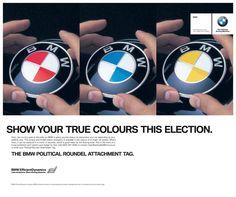 BMW April Fool's ad - WCRS