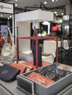 Selfridges Fashion Accessories Hall by UXUS bags