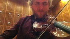 (Denemarken) The Danish String Quartet plays Sønderho bridal trilogy - part II
