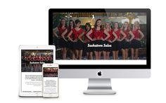Saskatoon Salsa Website Design - Lindsay Toth