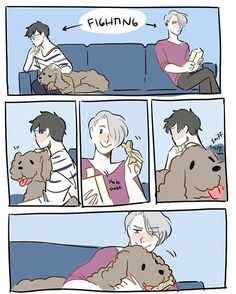 I can honestly see Viktor being this petty