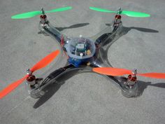 Aquacopter - a waterproof quadcopter