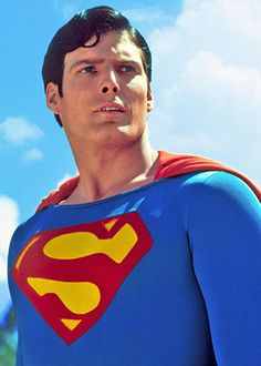"Mr Cristopher Superman Reeve ""He made us believe a man could fly."""