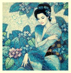 KARL BANG .Karl nasceu como Bong Ka em Xangai, em 1935.Ele foi formalmente treinados pelos artistas mestres da pintura chinesa e ele também formalmente treinados na tradição da pintura Europeia em França e na Bélgica.Estes vários estilos levou a mistura Karl Bang multi-cultural da disciplina tradicional chinesa artística com o estilo mais expressivo pessoalmente Europeia,e mais tarde tradições também incluídos de todo o globo inteiro.