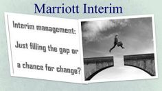 Marriott Interim provides best interim management services as the owner (Trevor Marriott) has 30 years experience of working as Chief Executive Officer and Corporate Advisor Officer and managed many projects throughout the World. Throughout The World, 30 Years, Management, Chief Executive, Australia, How To Get, Change, Business