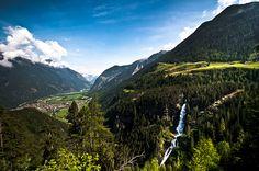 Ötztal (Austria), by Zanthia, via Flickr
