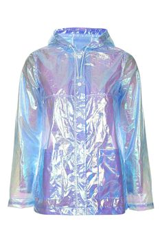 Topshop rain jacket. Don't know why but I want it in my wardrobe probably because it's shiny