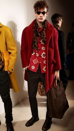 Burberry Prorsum Menswear Autumn/Winter 2015