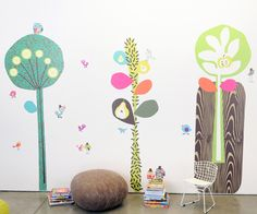 Three Towering Trees | Pop and Lolli
