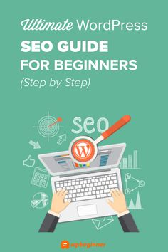 The Ultimate SEO for WordPress Toolkit. This is an excellent step by step guide for anyone looking to bring their SEO for WordPress to the next level. Website Optimization, Search Engine Optimization, Seo Basics, Seo Guide, Seo For Beginners, Website Maintenance, Seo Tools, Search Engine Marketing