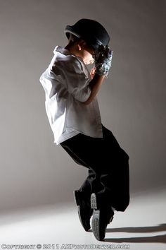 Jonathan Jaramillo, Hip Hop Dancer. a cute little boy doing a Michael Jackson poze! awesome!