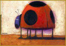 Lady Bug,  Daniel Patrick Kessler
