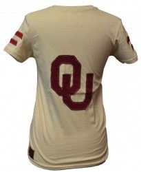 official licensed OU shirt by GWEAR....in stock at Mel's Kloset
