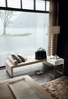 PORADA ARREDI SRL. Some decor looks so expensive, but the image is so lovely... <3