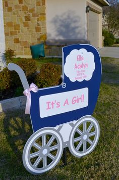Storks & Celebration Signs of Temple offer yard sign rentals for baby announcements and more. Our customized storks provide a warm welcome home for your growing family and we will soon add birthday and occasion signs to our expanding inventory. Welcome Home Baby, Storks, Baby Carriage, Girl Things, 2 In, Announcement, Baby Strollers, Birth, Temple