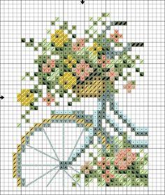 Весенний велосипед