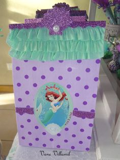 340 Best Birthday Little Mermaid Images Little Mermaid Parties