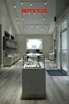 Van Scoy Jewelers. Manufacture & Design of Store Fixtures by Artco Group. Store Fixtures, Retail Design, Jewelry Stores, Van, Jewels, Group, Bijoux, Gemstones, Jewerly