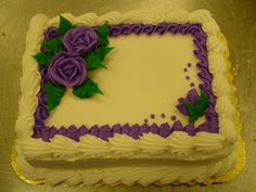As a general rule, a cake decorator must be able to completely decorate a 1/4 sheet cake within 10 minutes. Description from becky-cakeology.blogspot.com. I searched for this on bing.com/images