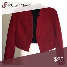 BCBG Blazer Cute blazer you can wear to out ! BCBGMaxAzria Jackets & Coats Blazers