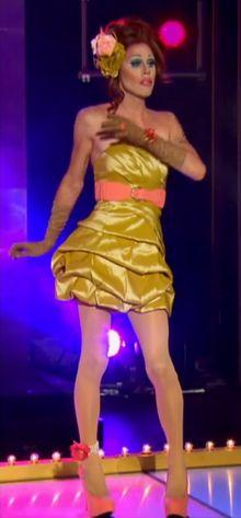 Sharon Needles Kenya Michaels, Drag Race Season 4, Horror Music, Amanda Lepore, Sharon Needles, Dark Queen, Drag King, Rupaul Drag, Pride Parade