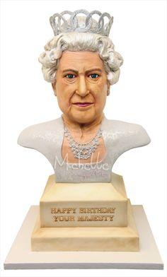 Queen's Diamond Jubilee Cake