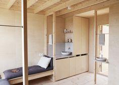 The Bergaliv Loft House, Sweden | est living