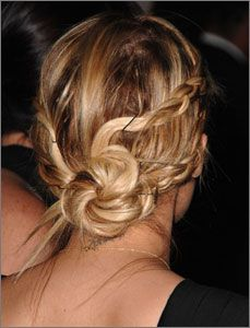 I wore this hairstyle for a friends recent weddingn and got so many compliments...BraidBar NYC is the best!