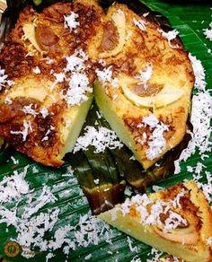 Bibingka Espesyal (Special Christmas Rice Cake) | Pinoy Kusinero