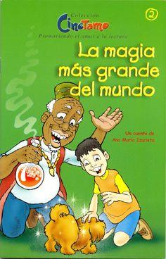 Autora: Izurieta, Ana María/ Ilustrador: Eduardo Luna/ Género: Narrativo. Cuento./ Libro ilustrado.