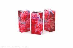 Tetra Pak Brik Slim 1000ml with ReCap3 packaging 3D model