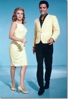 Elvis and Ann-Margret
