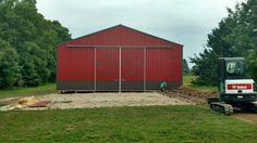 Custom 40x60 Pole Barn - Marshfield, MO — Marshfield Buildings