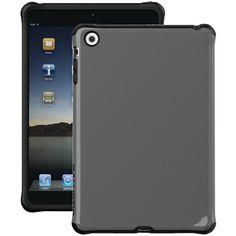 BALLISTIC UR1286-A02C iPad mini(TM) with Retina(R) display-iPad mini(TM) Urbanite(TM) Case (Black-Dark Charcoal Gray)