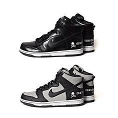 mastermind Japan x Nike Dunk Hi Premium