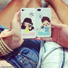 Soo cute for couples! I would obviously need a boyfriend to get this though.