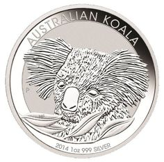 Buy the Australian Koala 2014 Silver Gilded Edition at The Perth Mint, featuring Australian Koala 2014 Silver Gilded Edition. The 2014 Australian Koala Silver Gilded Edition depicts an appealing new design of the popular koala highlighted in gold.