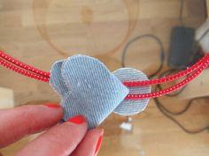 DIY: Hippie-Haarband