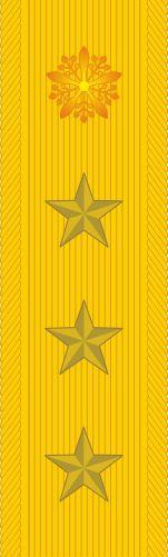 Supreme Commander rank insignia (Manchukuo) - 滿洲國軍 - 维基百科,自由的百科全书 Military Uniforms, Gadgets, Gadget
