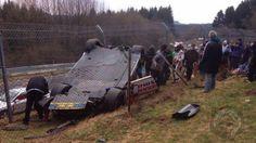 BREAKING! One Dead And More Injured At Nürburgring VLN Endurance Race