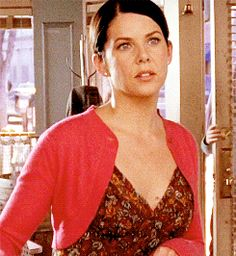 "How to flirt | Community Post: 20 Life Lessons We Learned From ""Gilmore Girls"""