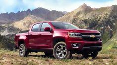 New 2015 Chevrolet Colorado
