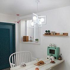 Pendant Four-Lights 220V Simple Modern Scandinavian Style – BRL R$ 498,67