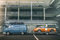 "utwo: "" VW / Porsche © Paul Geudon "" fresh*"