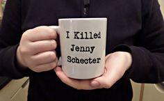 Funny 'The L Word' Mug LGBT Lesbian Mug by SceneDesigns on Etsy