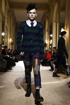 Junya Watanabe Man Menswear Fall Winter 2014 Paris - NOWFASHION